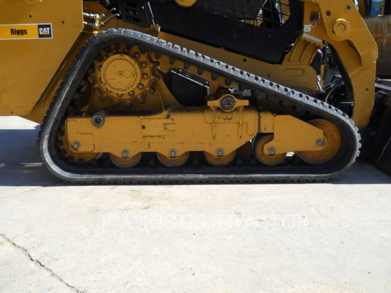 CATERPILLAR CHARGEURS TOUT TERRAIN 239D equipment  photo 10