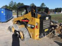 CATERPILLAR SCHRANKLADERS 242D equipment  photo 4