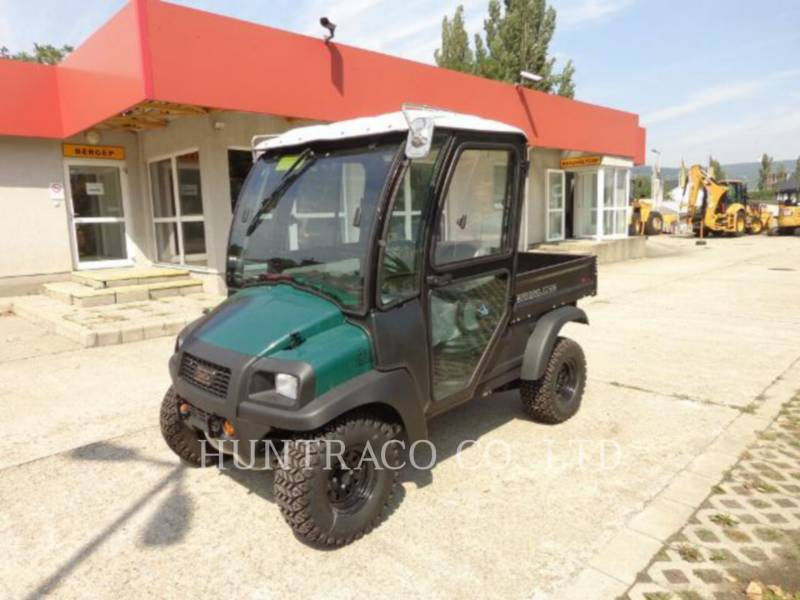 CLUB CAR UTILITY VEHICLES / CARTS CARRYALL 1500 4WD equipment  photo 1