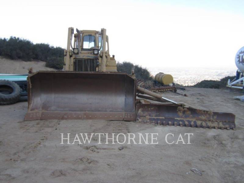CATERPILLAR KETTENDOZER D6H equipment  photo 5