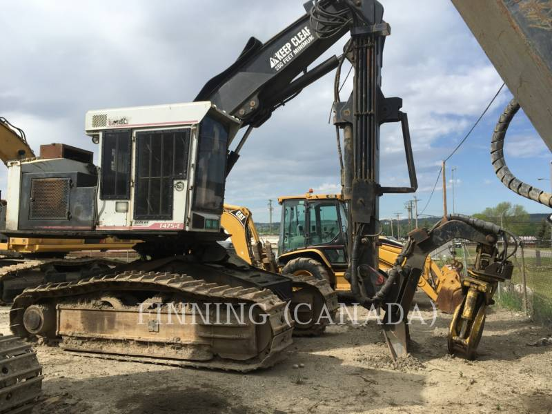 TIMBCO LOG LOADERS T475E equipment  photo 1