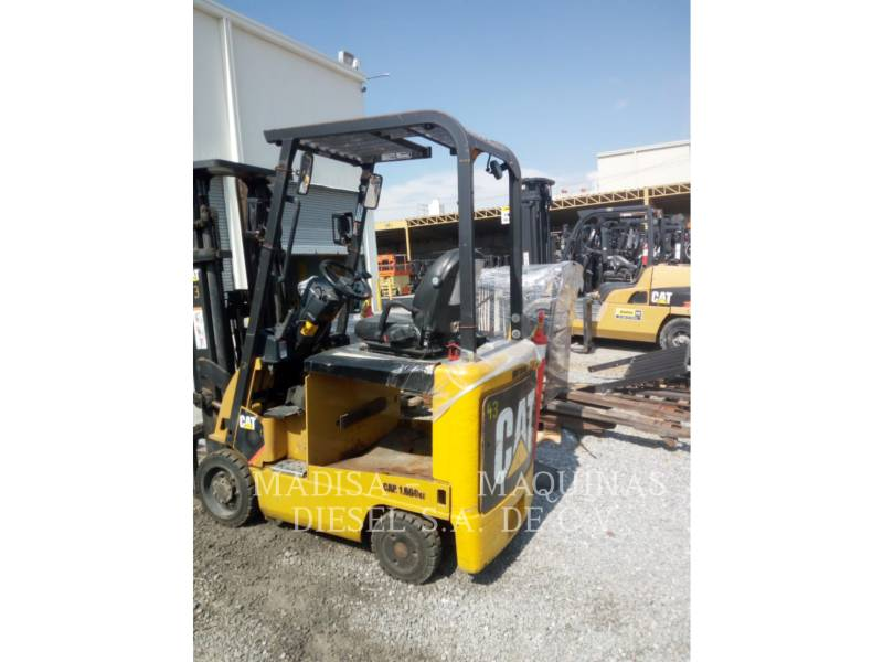 CATERPILLAR LIFT TRUCKS CHARIOTS À FOURCHE E3500-AC   equipment  photo 5