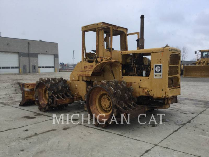 CATERPILLAR COMPACTADORES 816 equipment  photo 4