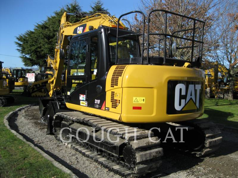 CATERPILLAR KETTEN-HYDRAULIKBAGGER 311FLRR equipment  photo 1
