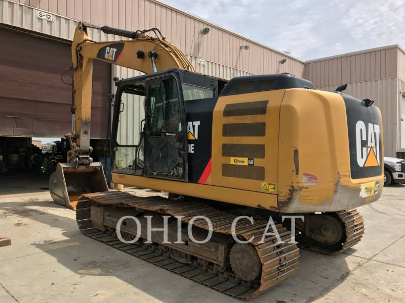 CATERPILLAR KETTEN-HYDRAULIKBAGGER 320EL DCA1 equipment  photo 3