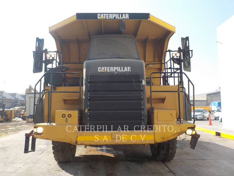 CATERPILLAR DUMPER A TELAIO RIGIDO DA MINIERA 770 equipment  photo 6