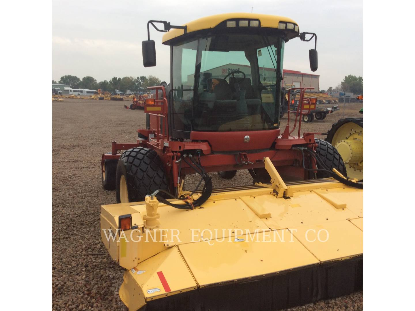 Detail photo of 2010 New Holland H8060 from Construction Equipment Guide
