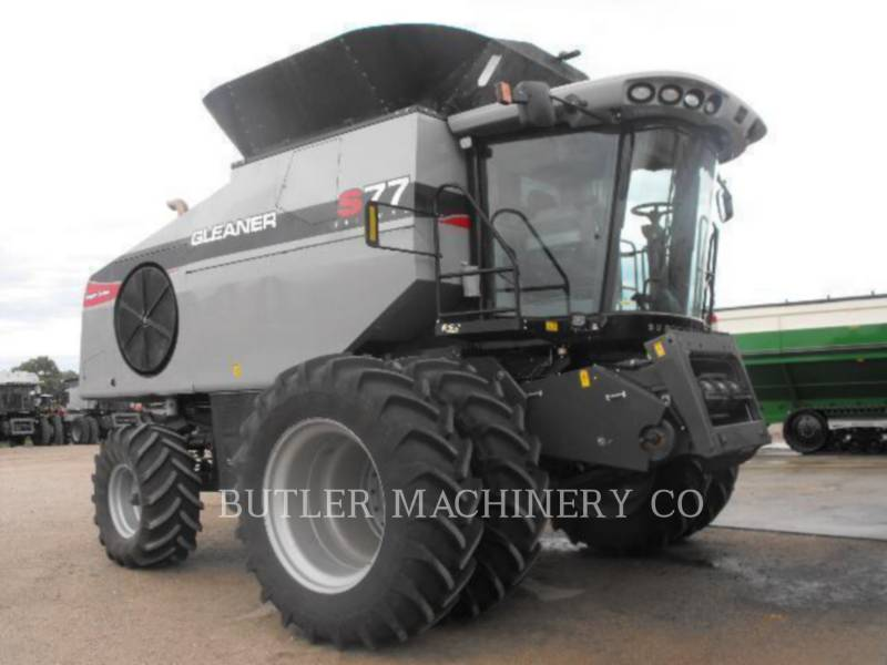 GLEANER COMBINES S77 CP equipment  photo 2