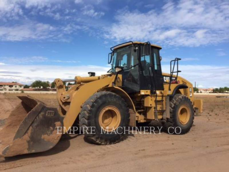 CATERPILLAR WHEEL LOADERS/INTEGRATED TOOLCARRIERS 950H FC equipment  photo 11