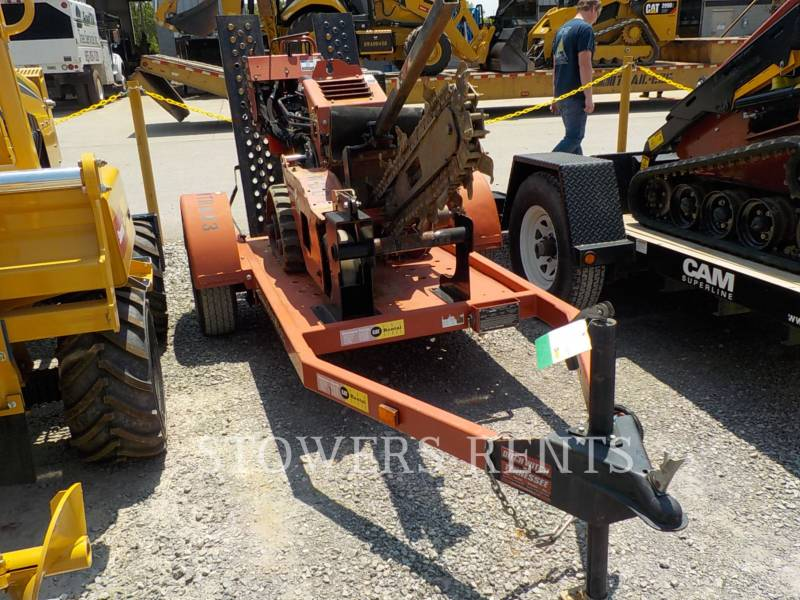 DITCH WITCH (CHARLES MACHINE WORKS)  TRENCHER RT12 equipment  photo 4