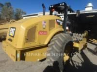 CATERPILLAR VIBRATORY SINGLE DRUM PAD CP56B equipment  photo 2