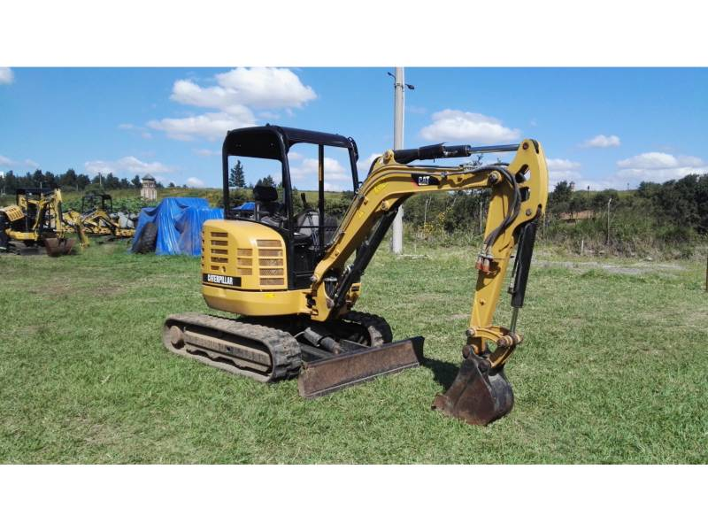 CATERPILLAR トラック油圧ショベル 302.7DCR equipment  photo 10