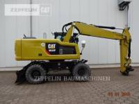 CATERPILLAR PELLES SUR PNEUS M320F equipment  photo 6