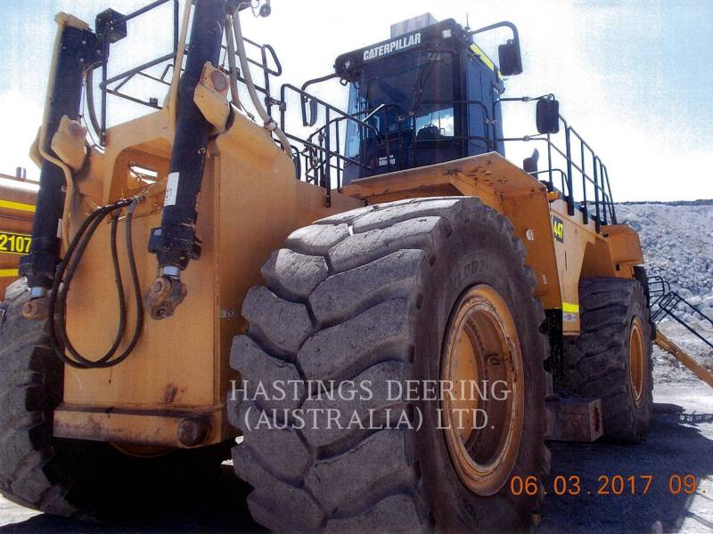 CATERPILLAR SPYCHARKI KOŁOWE 854 K equipment  photo 2