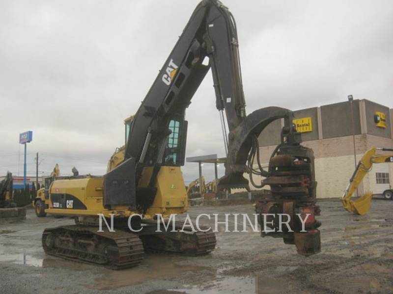 CATERPILLAR TRACK EXCAVATORS 320D FM equipment  photo 2