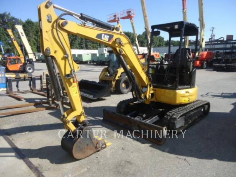 CATERPILLAR KOPARKI GĄSIENICOWE 303.5E2 CY equipment  photo 1
