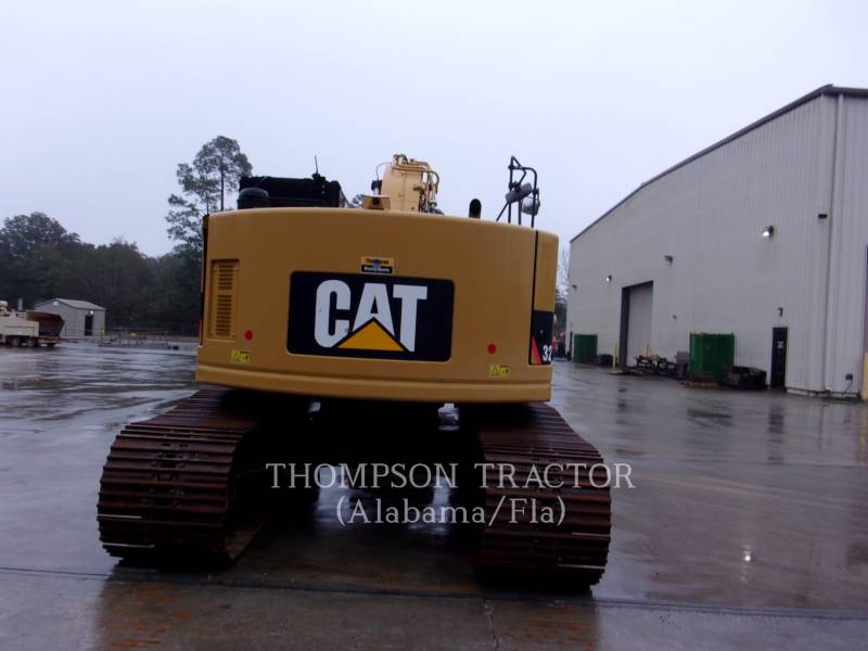 CATERPILLAR TRACK EXCAVATORS 328D CLR equipment  photo 5