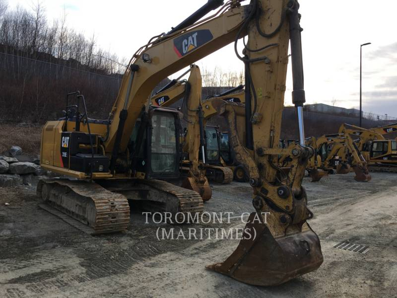 CATERPILLAR KETTEN-HYDRAULIKBAGGER 318 E L equipment  photo 6
