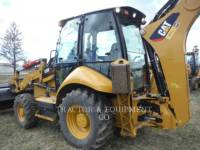 CATERPILLAR BACKHOE LOADERS 420F 4ETCB equipment  photo 4