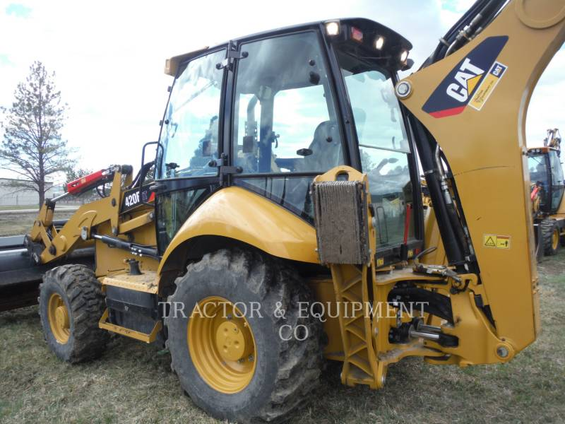 CATERPILLAR RETROEXCAVADORAS CARGADORAS 420F 4ETCB equipment  photo 4