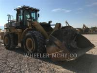 CATERPILLAR WHEEL LOADERS/INTEGRATED TOOLCARRIERS 950K QC 3V equipment  photo 4