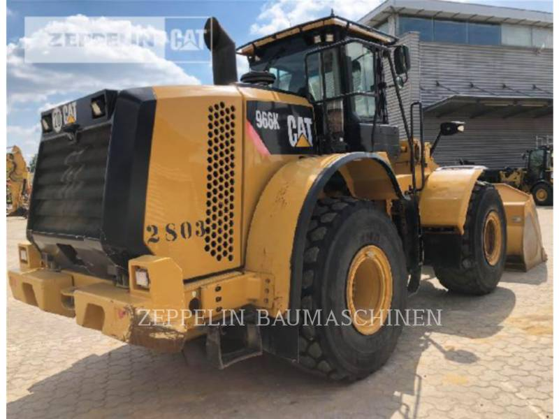 CATERPILLAR PALE GOMMATE/PALE GOMMATE MULTIUSO 966K equipment  photo 4