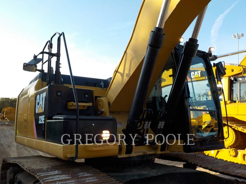 CATERPILLAR KETTEN-HYDRAULIKBAGGER 329EL equipment  photo 5