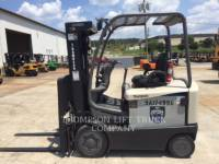 Equipment photo CROWN FC452550 FORKLIFTS 1
