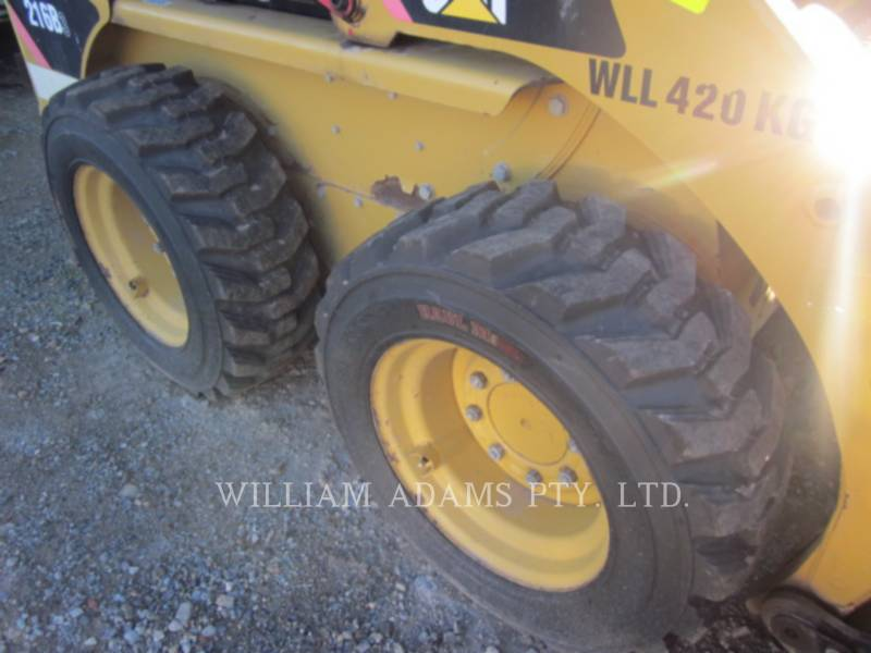 CATERPILLAR SKID STEER LOADERS 216B3 equipment  photo 7