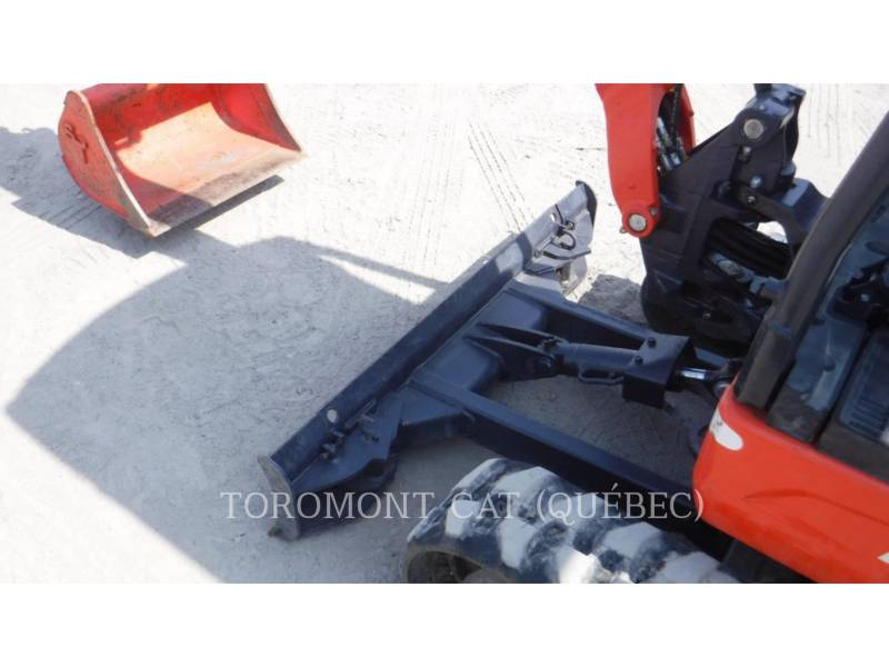 KUBOTA CANADA LTD. PELLES SUR CHAINES KX018-4 equipment  photo 11