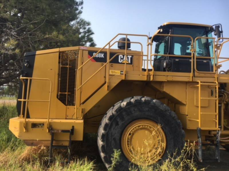 CATERPILLAR WHEEL LOADERS/INTEGRATED TOOLCARRIERS 988K equipment  photo 5