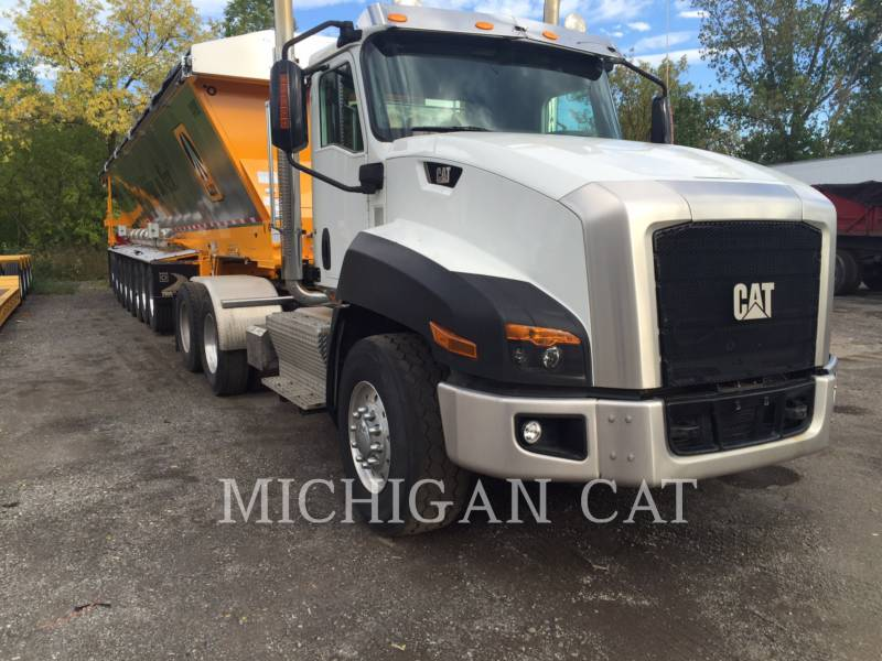 CATERPILLAR ON HIGHWAY TRUCKS CT660 T15M13 equipment  photo 2