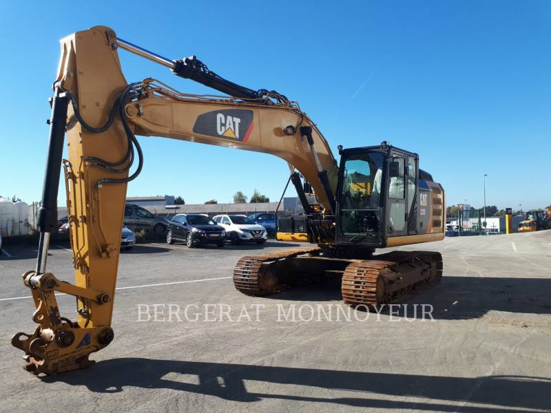 CATERPILLAR EXCAVADORAS DE CADENAS 320E equipment  photo 15