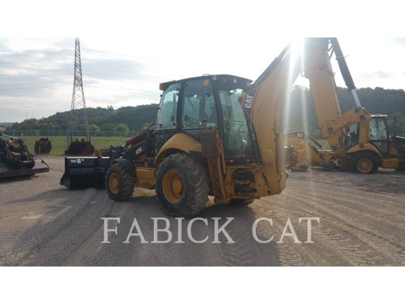 CATERPILLAR BACKHOE LOADERS 420E IT equipment  photo 3