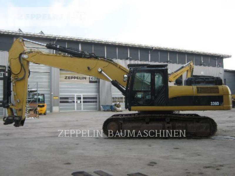 CATERPILLAR KOPARKI GĄSIENICOWE 336DLN equipment  photo 1