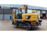 CATERPILLAR EXCAVADORAS DE RUEDAS M316D equipment  photo 3