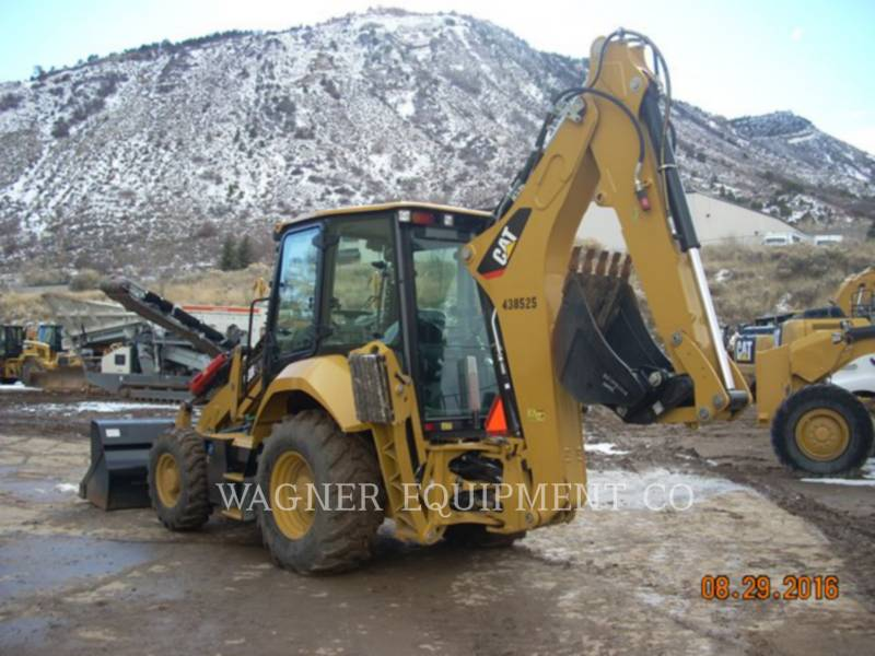 CATERPILLAR RETROEXCAVADORAS CARGADORAS 430F2 IT4W equipment  photo 4