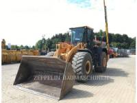 Equipment photo HYUNDAI HL770-9 WHEEL LOADERS/INTEGRATED TOOLCARRIERS 1