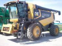 Equipment photo CLAAS OF AMERICA LEX580R COMBINE 1