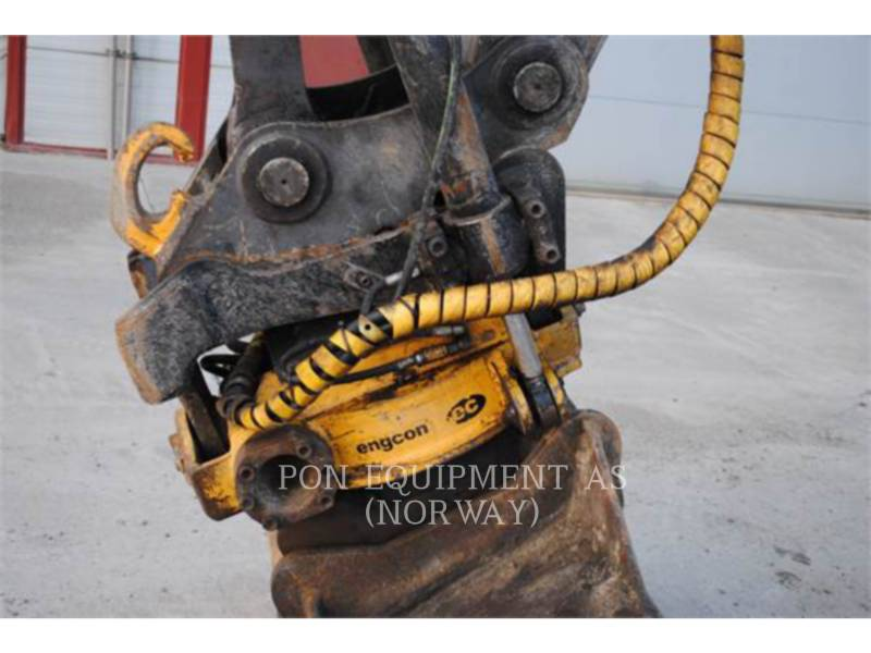 VOLVO CONSTRUCTION EQUIPMENT ESCAVADEIRAS DE RODAS EW140B equipment  photo 7