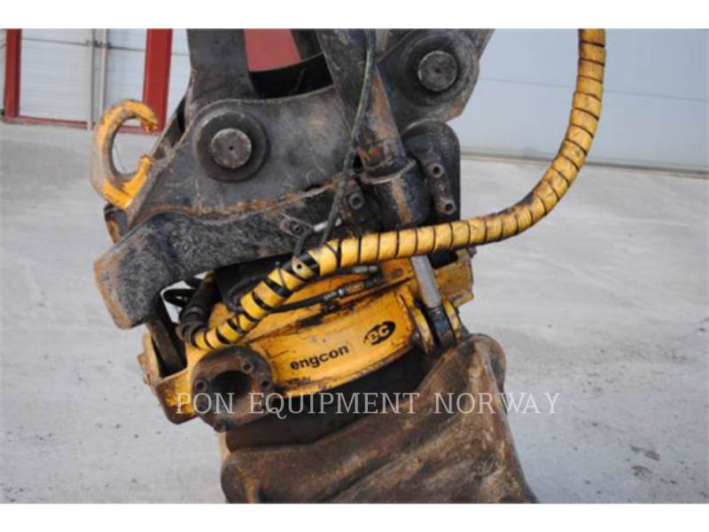 VOLVO CONSTRUCTION EQUIPMENT ホイール油圧ショベル EW140B equipment  photo 7