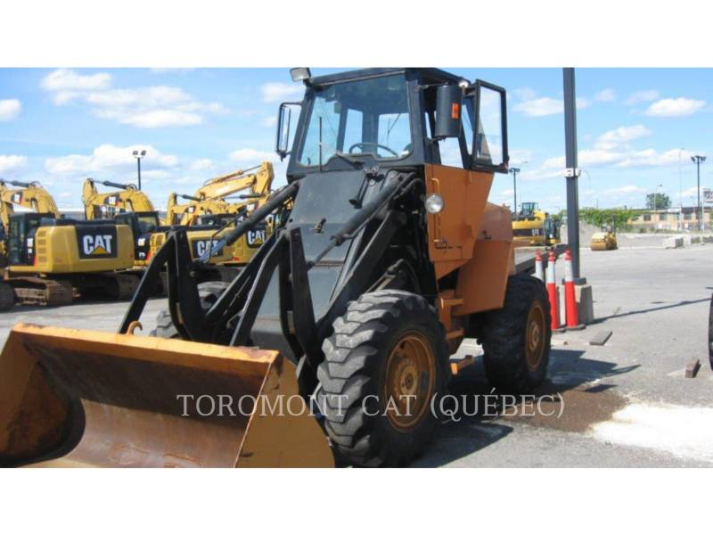 CASE WHEEL LOADERS/INTEGRATED TOOLCARRIERS W14 equipment  photo 2