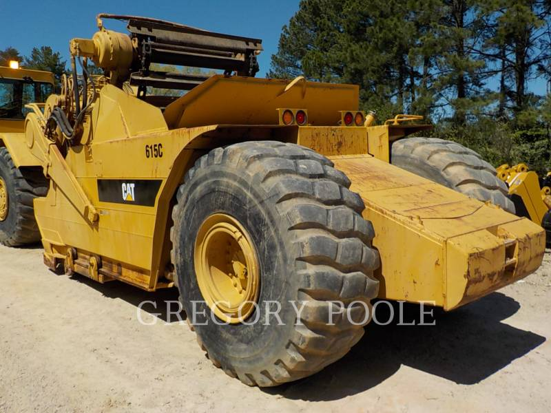 CATERPILLAR DECAPEUSES AUTOMOTRICES 615C II equipment  photo 8