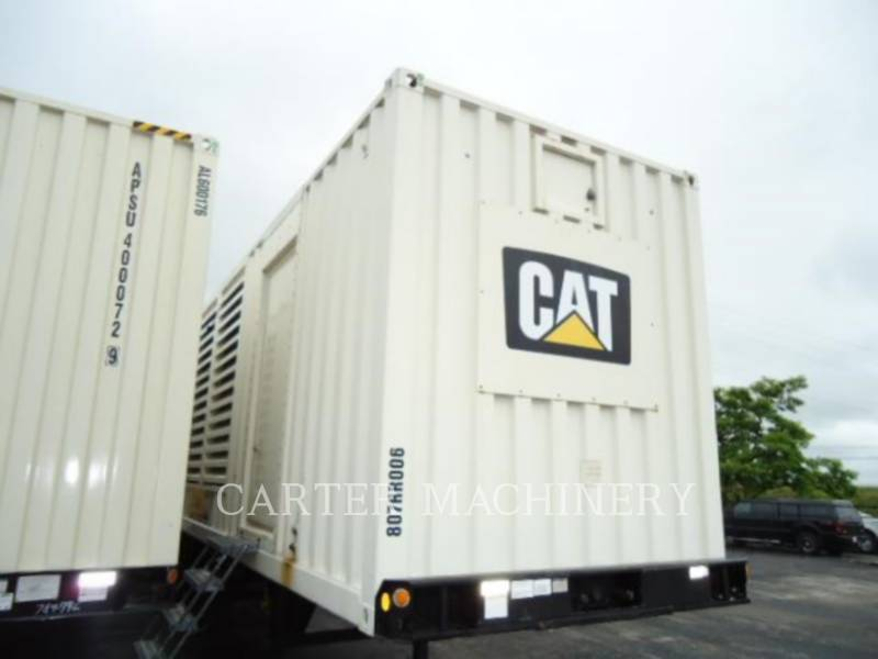 CATERPILLAR PORTABLE GENERATOR SETS XQ1500 equipment  photo 4