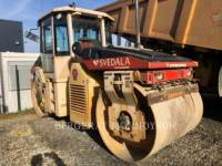 Equipment photo DYNAPAC CC422 COMPACTOREN 1