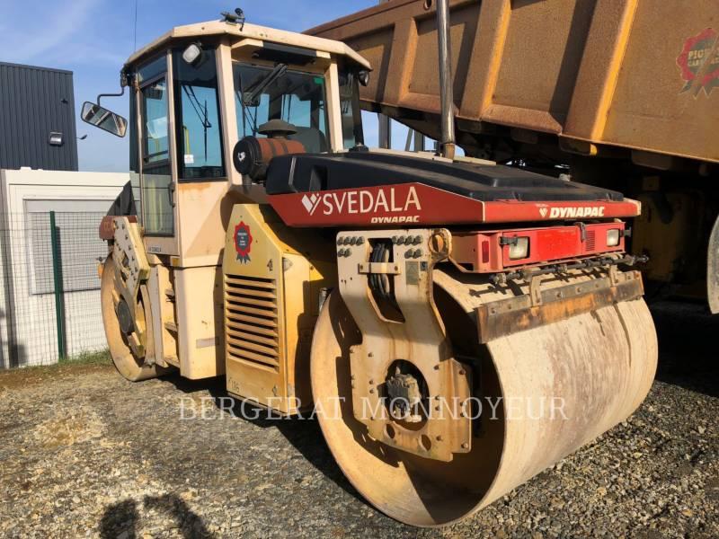 DYNAPAC COMPACTORS CC422 equipment  photo 1