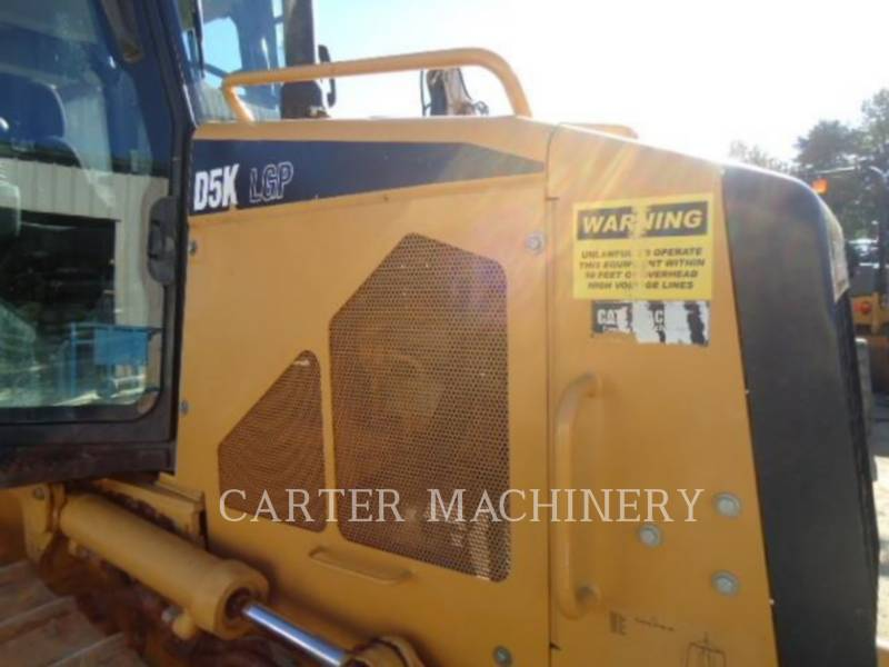 CATERPILLAR ブルドーザ D 5 K LGP equipment  photo 6