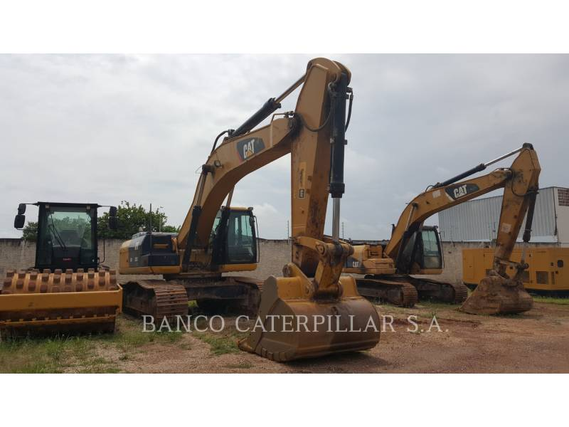 CATERPILLAR KOPARKI GĄSIENICOWE 336D2L equipment  photo 5