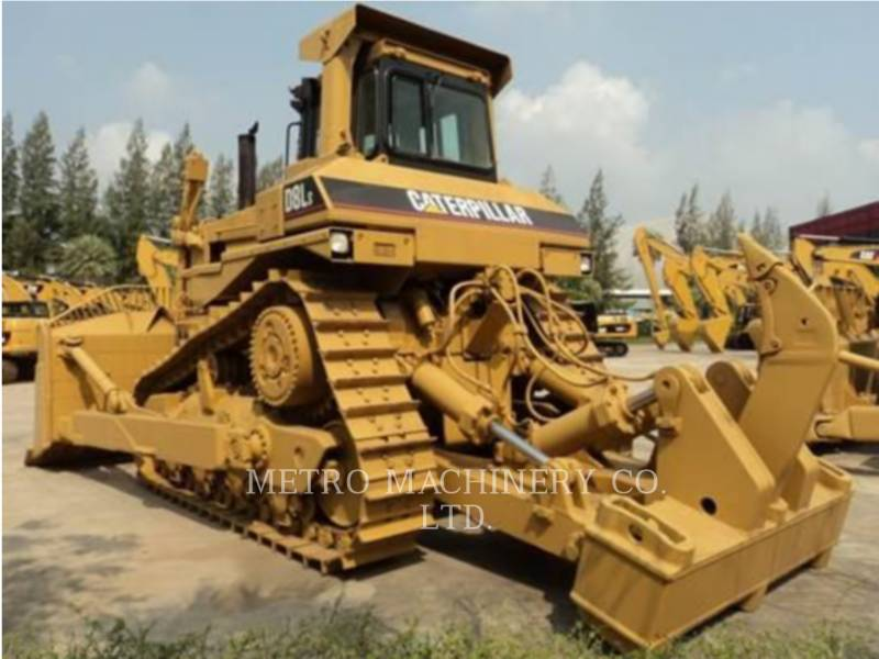 CATERPILLAR CIĄGNIKI GĄSIENICOWE D8L equipment  photo 5