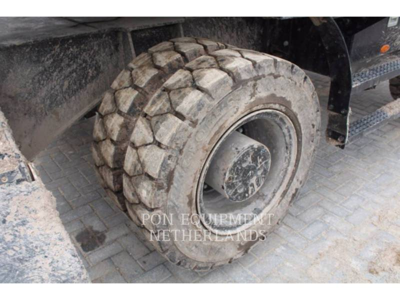 CATERPILLAR EXCAVADORAS DE RUEDAS MH3022 equipment  photo 18